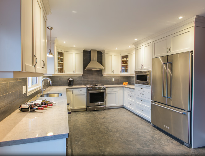 New Kitchen Renovation by Ashwoods Contracting - Smithville, ON