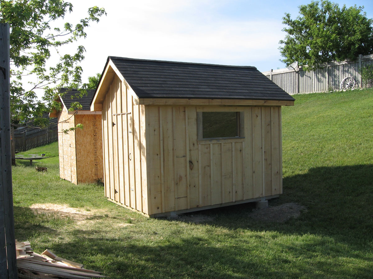 When it comes to Decks, Fences, Sheds and other Custom Work